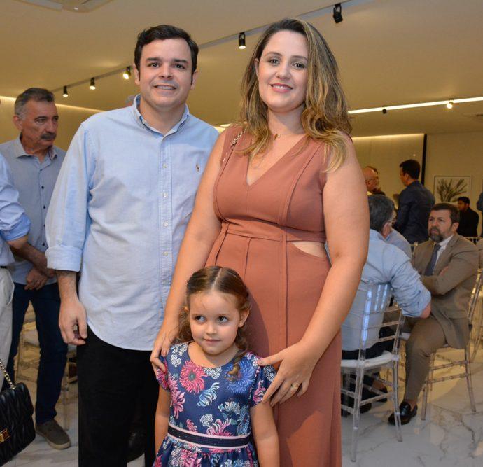 Augusto, Natalia E Sofia Pinho