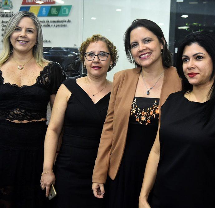 Auricleide Almeida, Elizabeth Magalhaes, Paula Silveira, Tatiana Oliveira