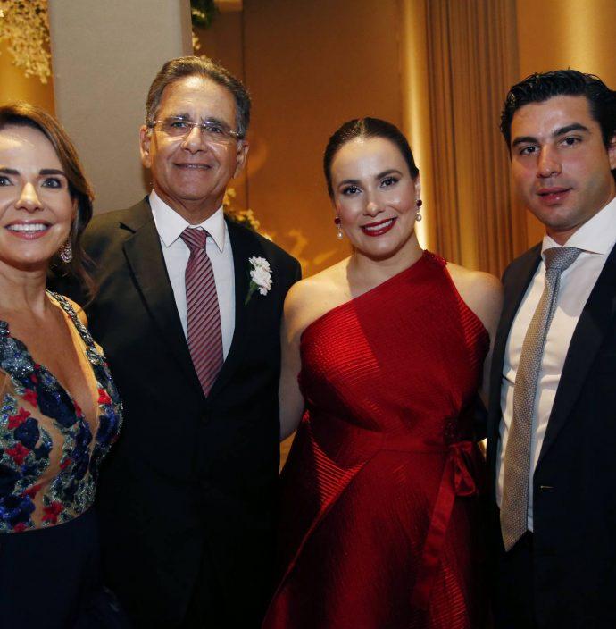 Beatrice E Paulo Ary, Ticiana E Thiago Satiro