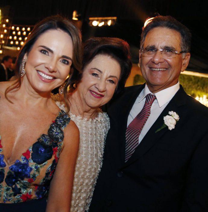 Beatrice, Maria Luiza E Paulo Ary