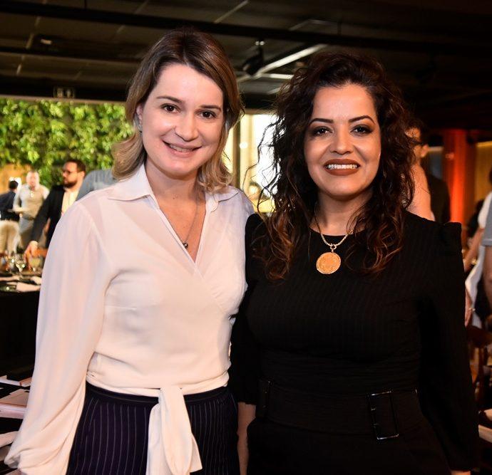 Beatriz Rosa, Patricia Araújo,
