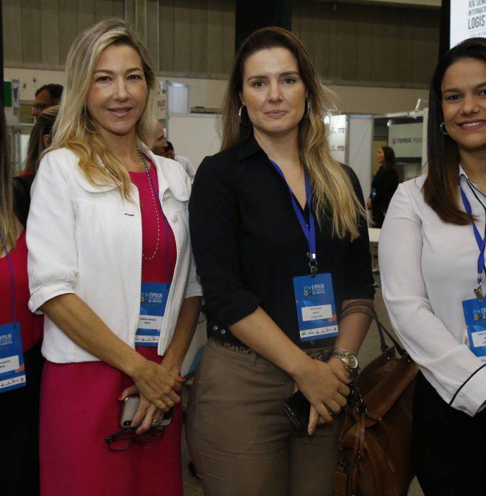 Beatriz Sugette, Carmen Rangel, Tais Cunha E Carolina Veras