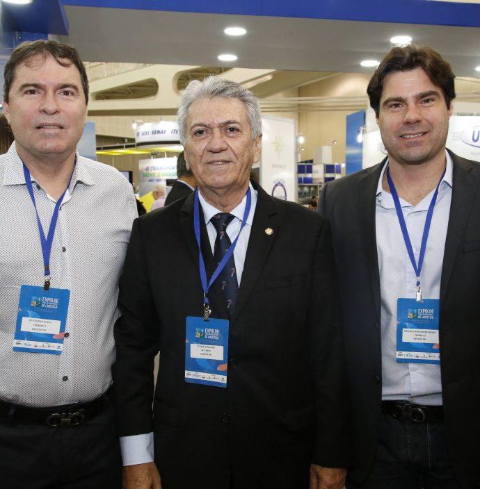 Bertran Boris, Clovis Nogueira E Raphael Boris
