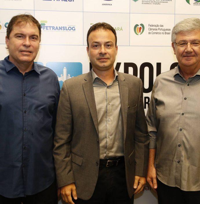 Bertran Boris, Danilo Serpa E Carlos Maia