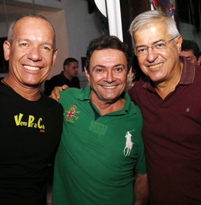 Beto Cavalcante, Marcos Chaves E Pc Noroes