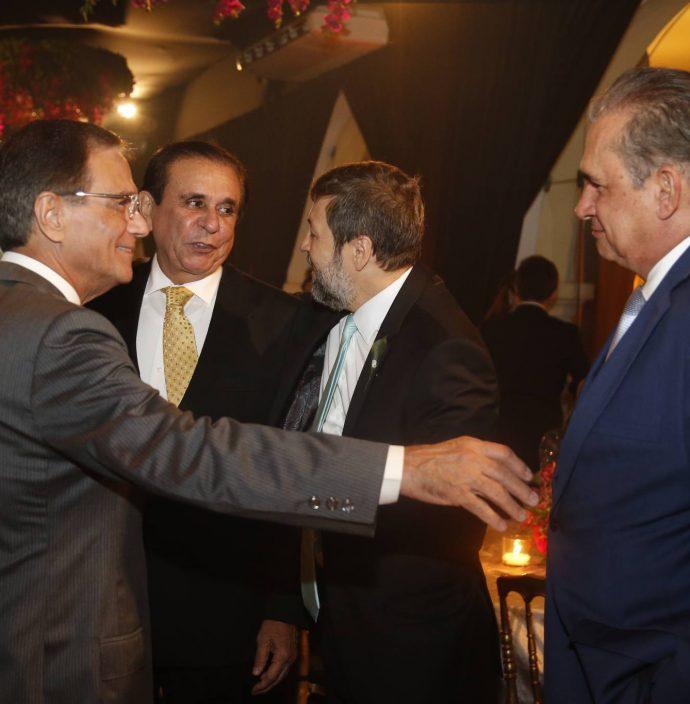 Beto Studart, Gaudencio Lucena, Elcio Batista E Washington Araujo