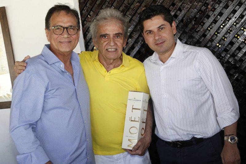 Beto Studart, Lucio Brasileiro E Pompeu Vasconcelos