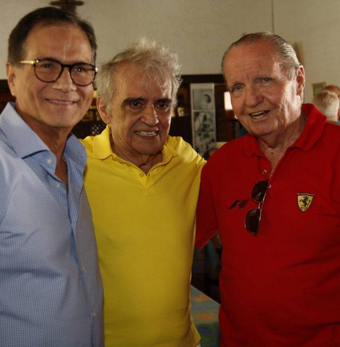 Beto Studart, Lucio Brasileiro E Rubens Studart