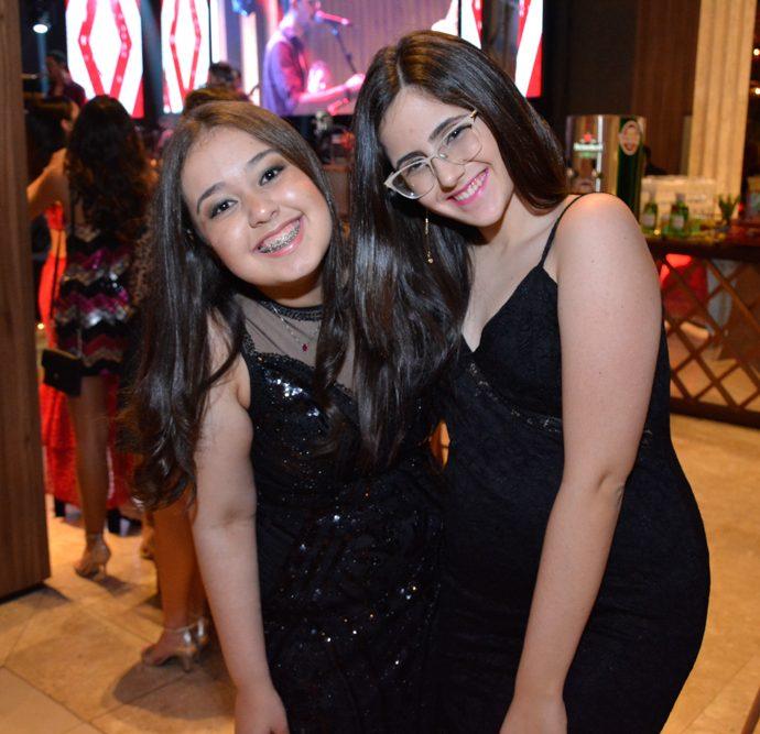 Bianca Mota E Maria Clara Candeira