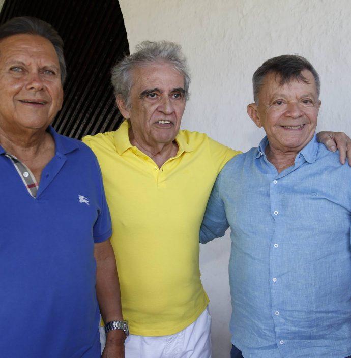 Bill Farias, Lucio Brasileiro E Edilmo Cunha