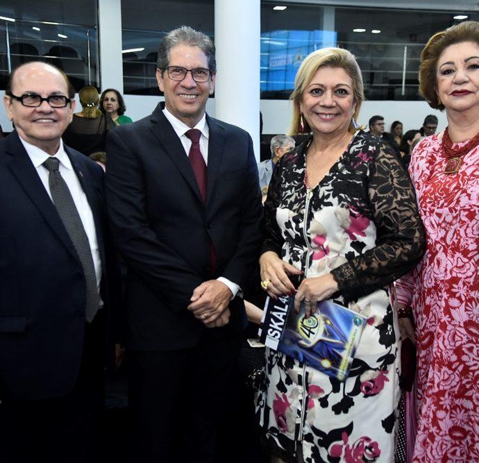 Boris, Severino Ramalho, Priscila Cavalcante, Maze Campos