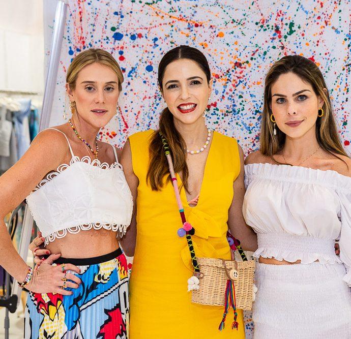 Bruna Polli, Sara Diniz E Andrea Corbetta