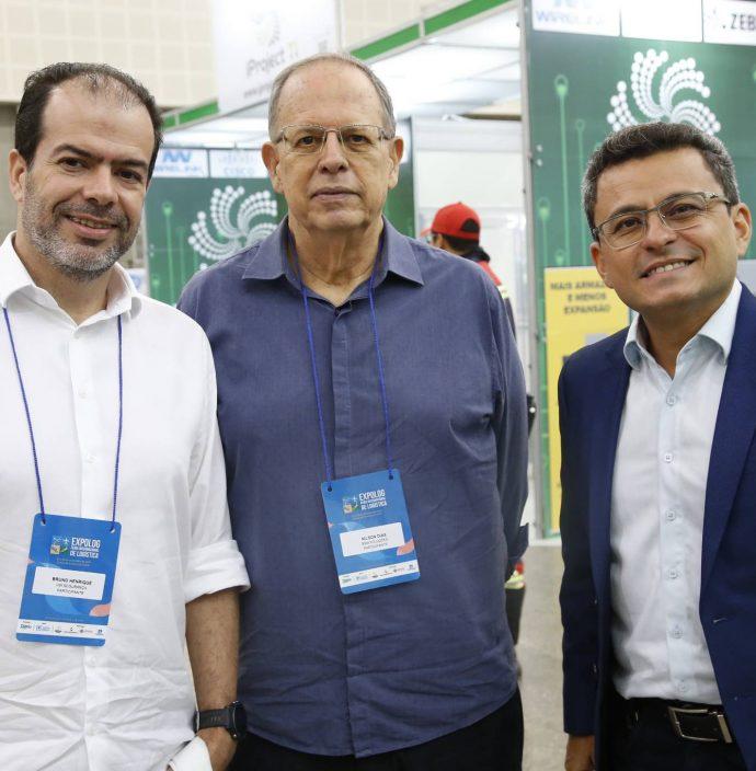 Bruno Henrique, Nilson Dias E Adriano Miniz