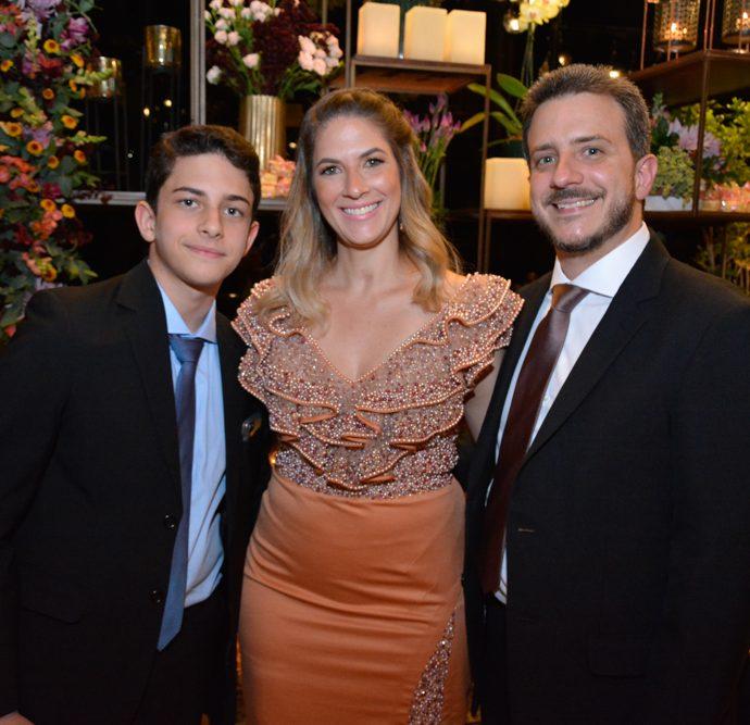 Bruno, Vanessa E Mateus Andrade
