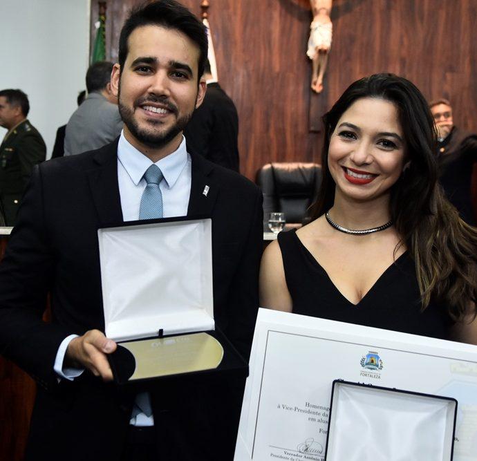 Cabral Neto E Jamila Araújo