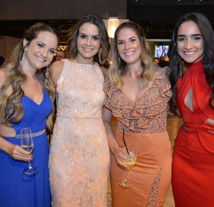 Camila Bezerril, Carolina Dafonte Reis, Vanessa Andrade E Beatriz Silveira