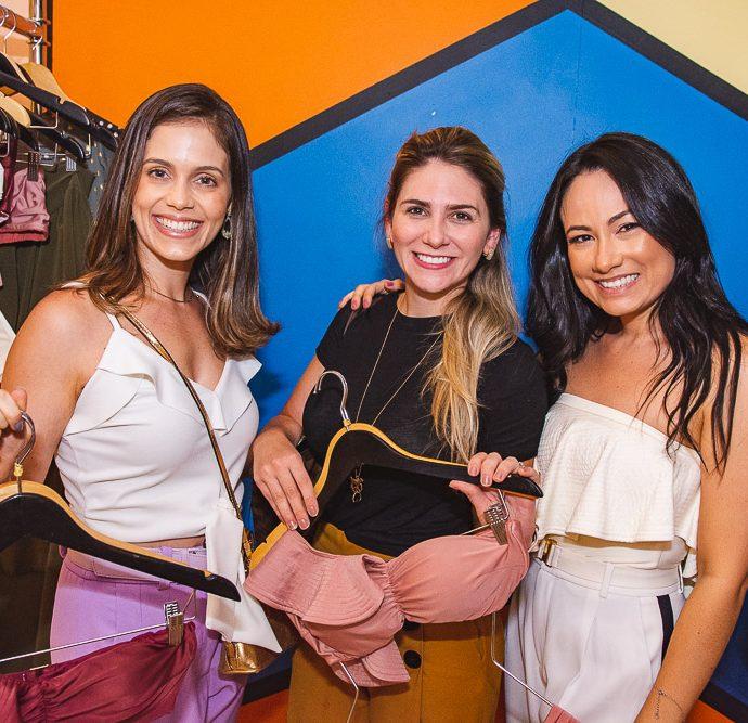 Camila Vieira, Nathalia Da Escossia E Daniela De Paula