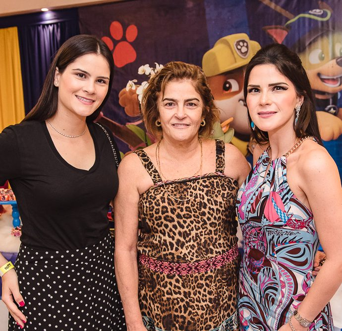 Camile Carneiro, Carla Bezerra Lima E Marilia Vasconcelos
