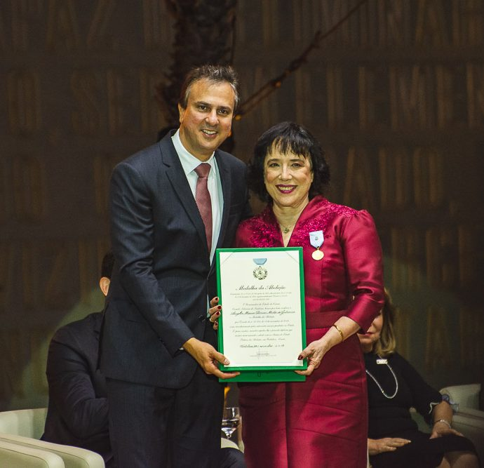 Camilo Santana E Angela Gutierrez