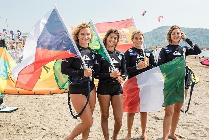 Os bons ventos do Ceará atraem atletas do mundo todo para campeonatos no litoral do Estado