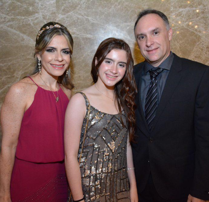 Carla, Duda E Rodrigo Nogueira