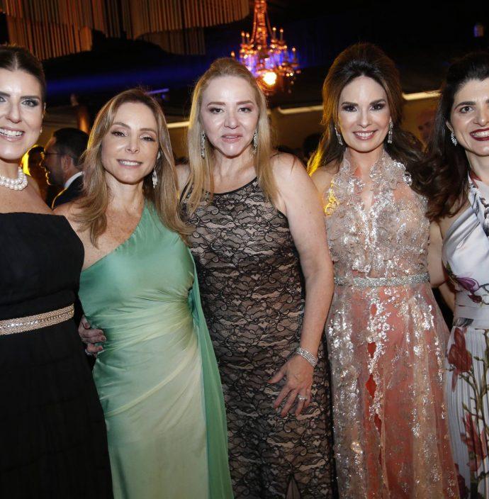 Carla Pereira, Ana Paula Daud, Sandra E Eveline Fujita E Rilka Bezerra