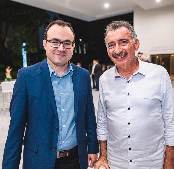 Carlos Alberto Mendes E Artur Bruno
