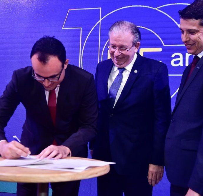 Carlos Alberto Mendes Junior, Ricardo Cavalcante, André Siqueira