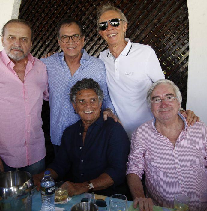 Carlos Augusto Moraes, Beto Studart, Jose Gerardo Pontes, Givaldo Sisnando E Murilo Belchior
