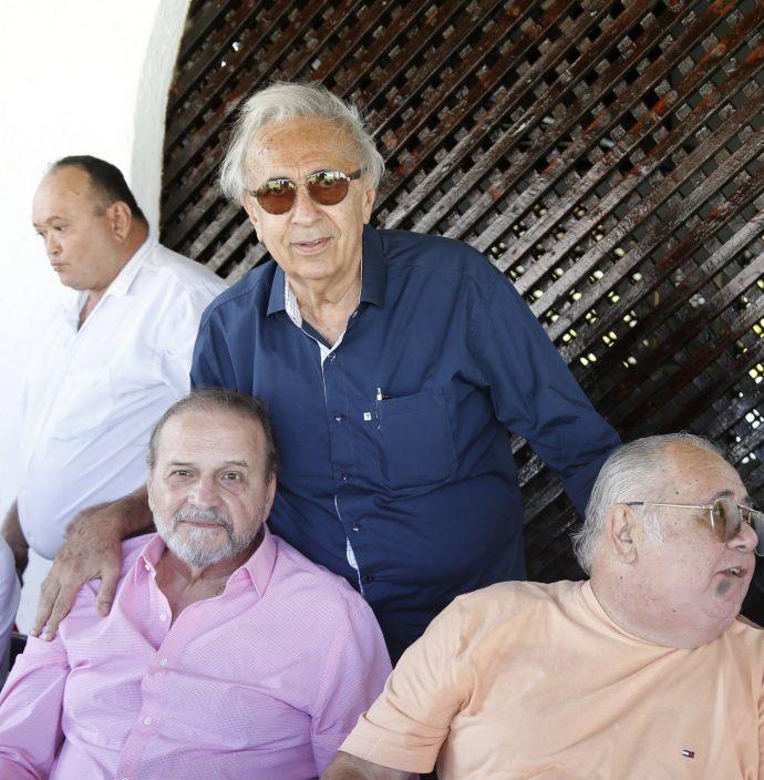 Carlos Augusto Moraes, Jose Gerardo Pontes E Claudio Philomeno