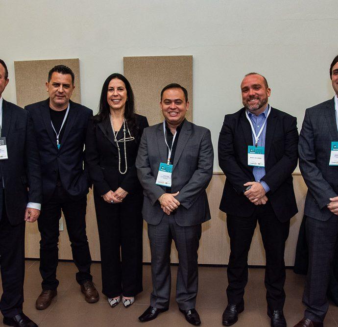 Carlos Brandao, Gilmar Piola, Gisele Lima, Catule Junior, Hugo Ricardo E Andre Oregel