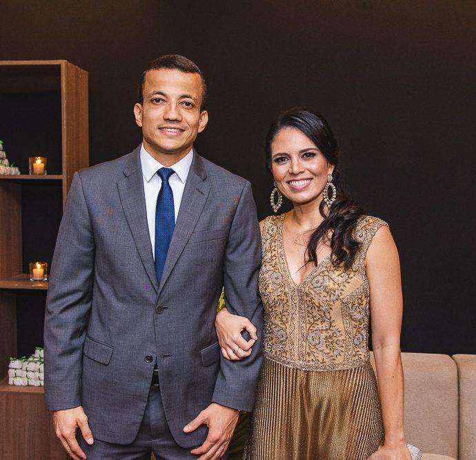 Carlos Cavalcante E Germana Becco