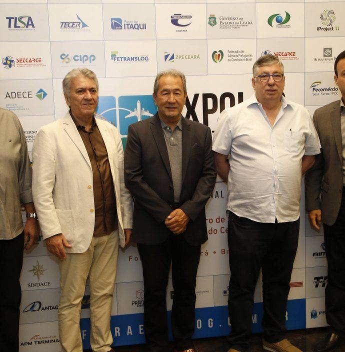 Carlos Maia, Clovis Bezerra, Coronel Romero, Maia Junior E Danilo Serpa