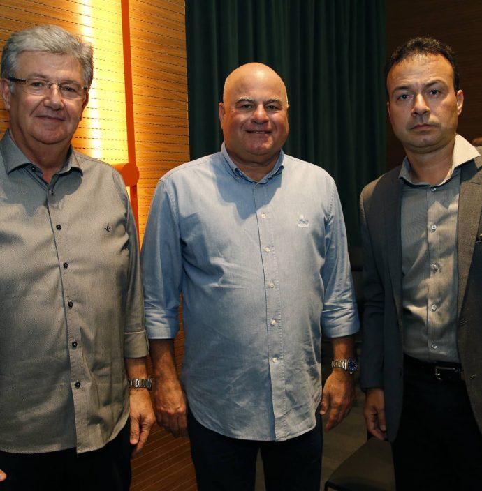Carlos Maia, Luciano Cavalcante E Danilo Serpa