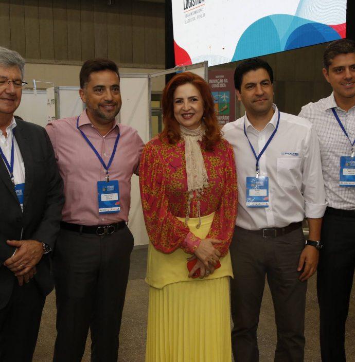 Carlos Maia, Renato Macedo, Enid Camara, Richard Ted E Marcelo Vieira