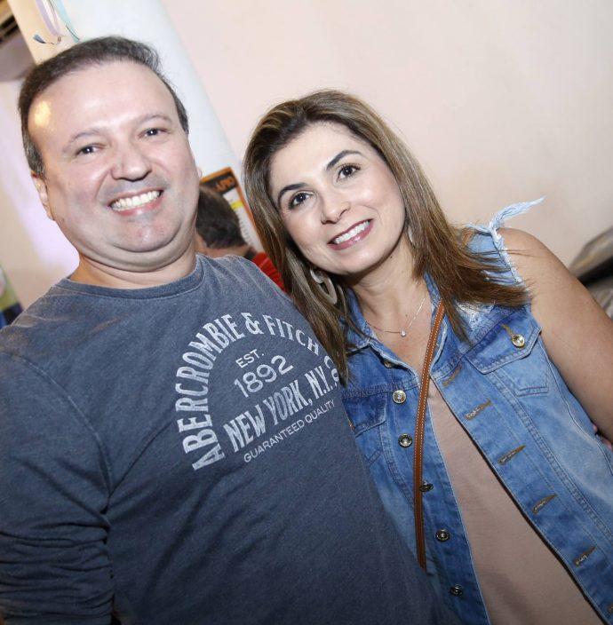 Carlos Rodrigues E Veronica Teixeira