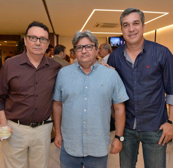 Carlos Rubens, Abdias Veras E Marks Cidverde