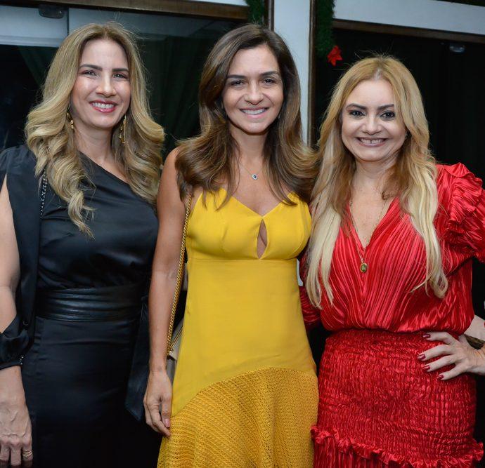 Karmilse Marinho, Cristina Brasil E Ana Cristina Camelo