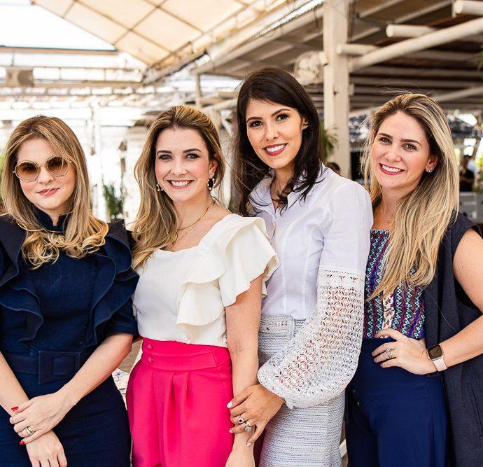 Carol Ciarlini, Lia Bastos, Flavia Laprovitera E Nathalia Da Escossia