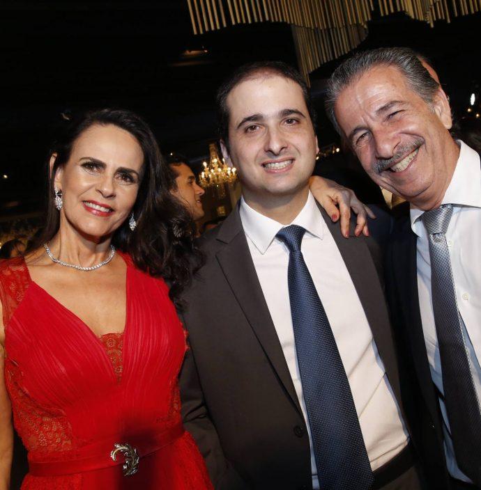 Catherine, Rodrigo E Emilio Ary