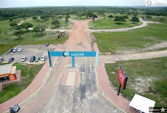 Cidade Cauype tem sua primeira fase entregue neste sábado