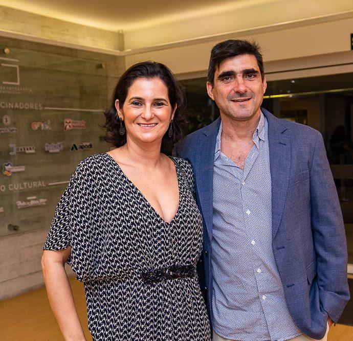 Cecilia Seligman E Augustin Herrero
