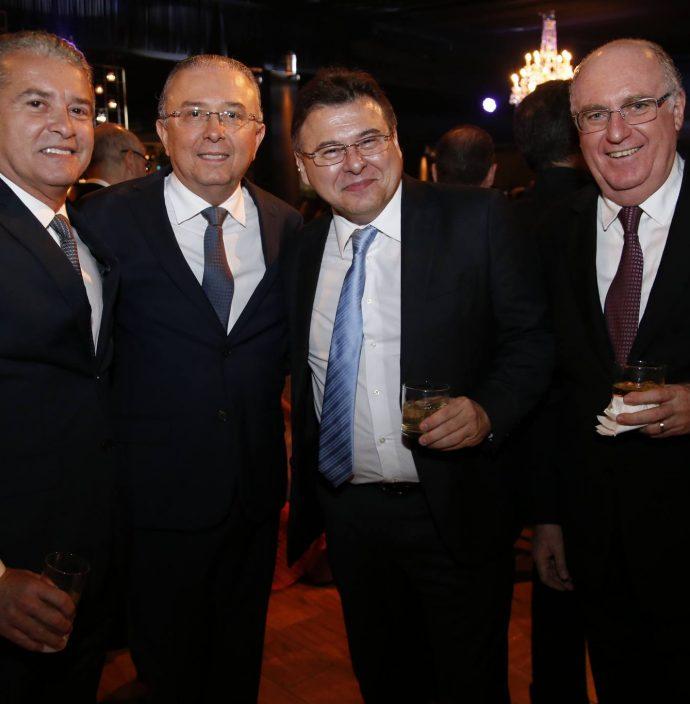 Celio Tomaz, Antonio Jose Mello E Ivan Marcelo