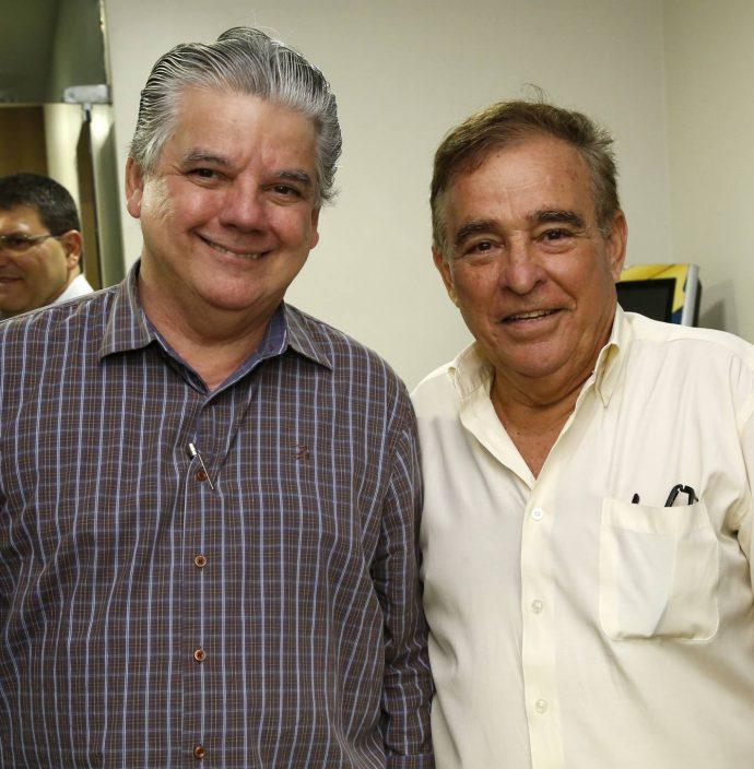 Chico Esteves E Claudio Targino