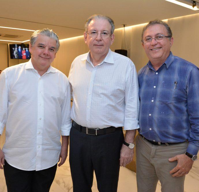Chico Esteves, Ricardo Cavalcante E Joaquim Rolim