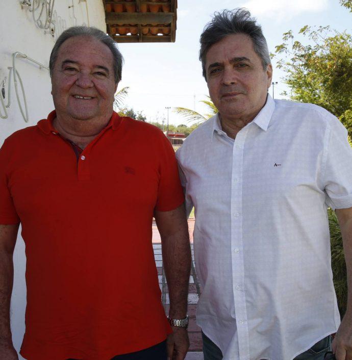 Chiquinho Aragao E Totonho Laprovitera
