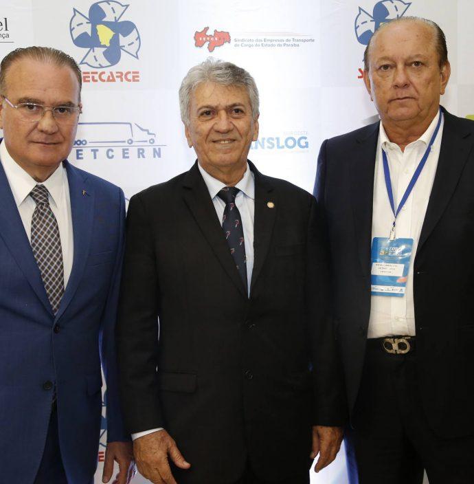 Chiquinho Feitosa, Clovis Nogueira E Rafael Leal 2