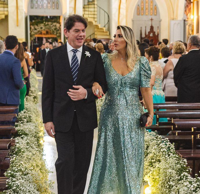Cid Gomes E Maria Celia