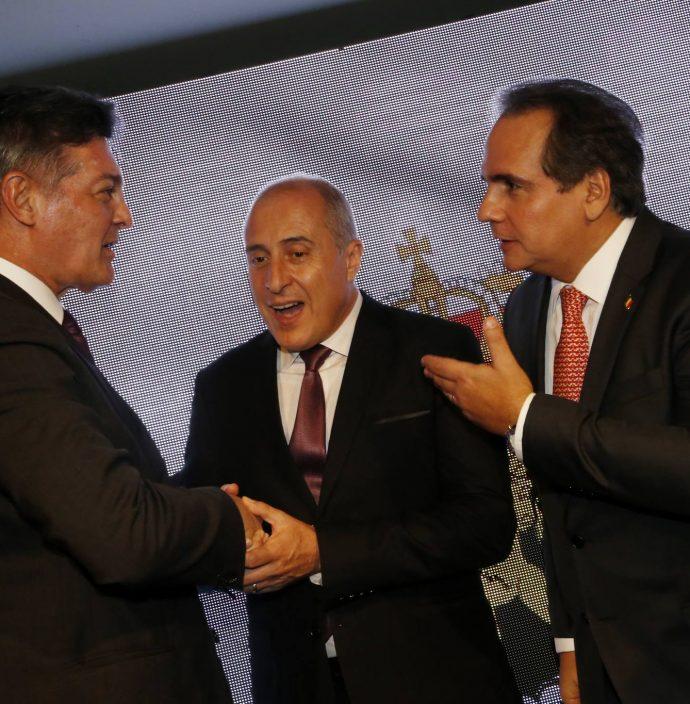Cid Marconi, Jean Paul Charlier E Ricardo Bacelar