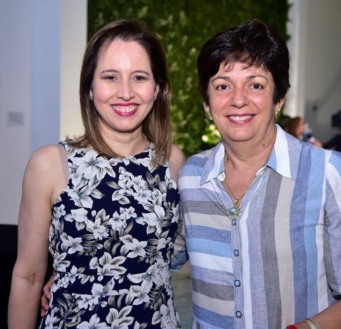 Cintia Fontenele, Sandra Siqueira